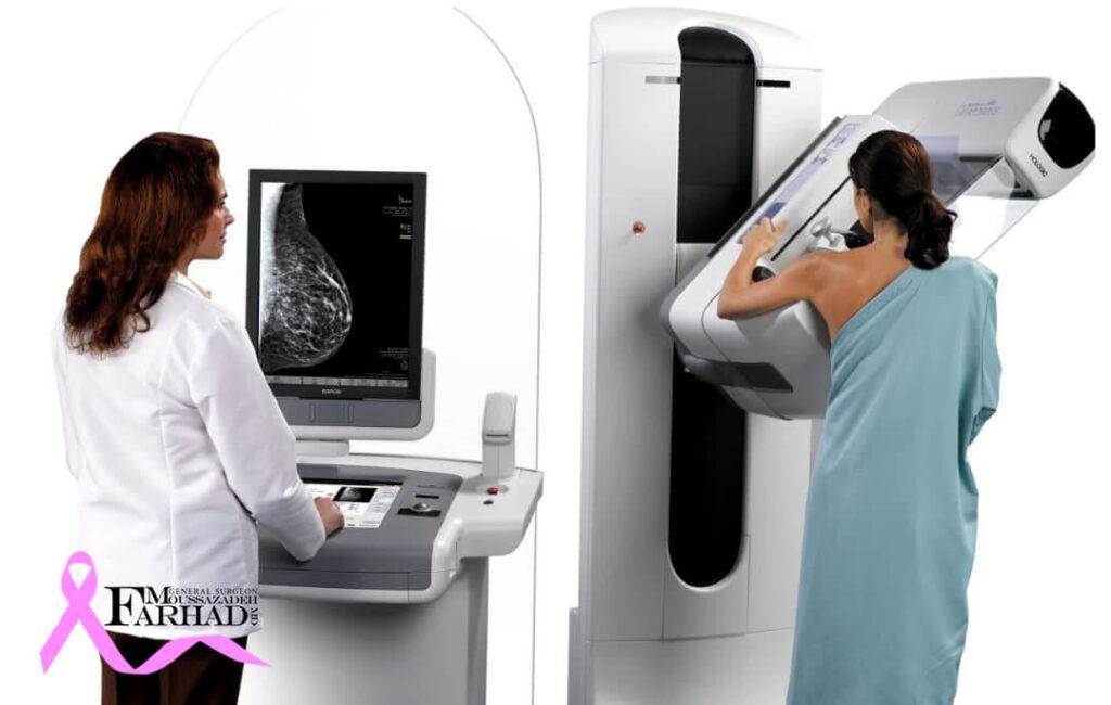 استیج و گرید در سرطان پستان