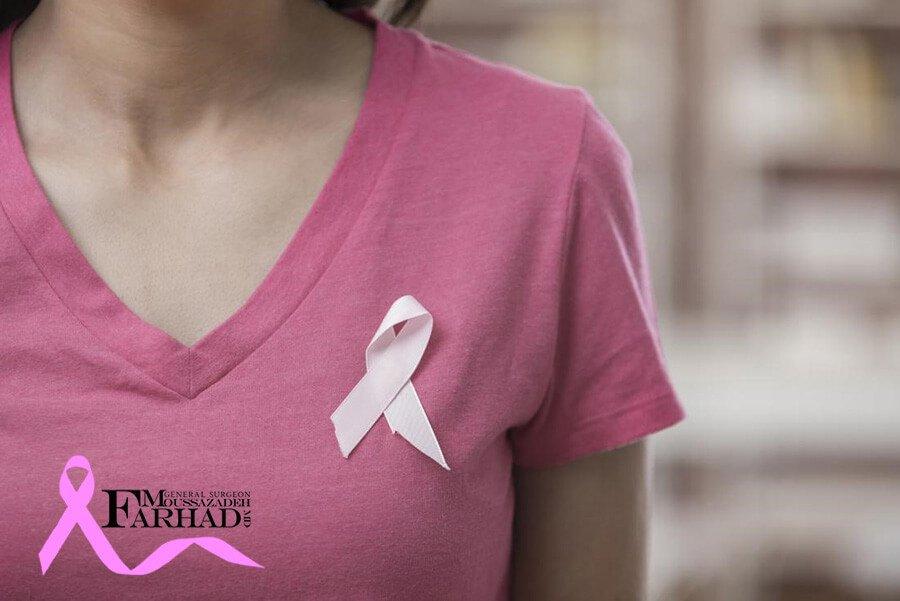 مراقبت های پس از عمل جراحی سرطان پستان