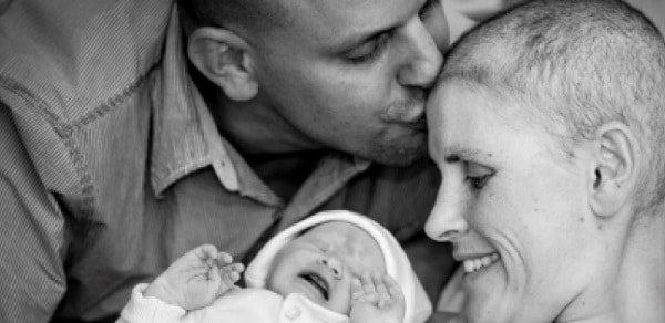 سرطان پستان در دوره بارداری تشدید می شود؟