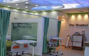بهترین جراح در بیمارستان دی