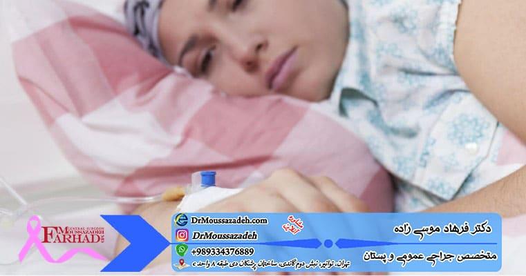 ریسک سرطان سینه و کرونا